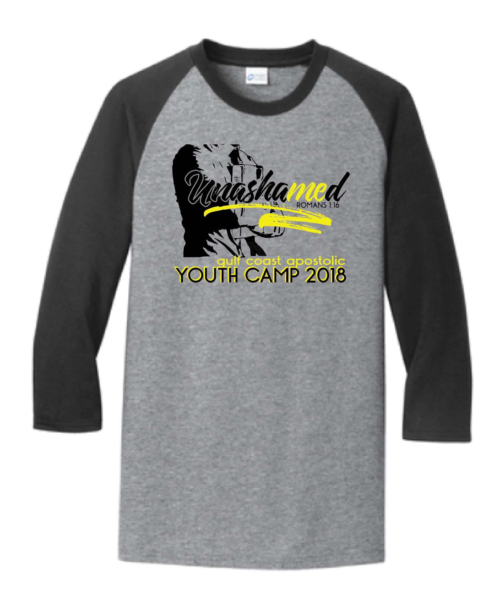 2018 GCAYC T-Shirts