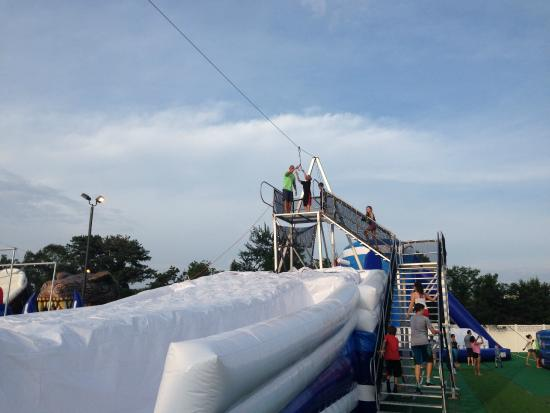 High Flying Zipline Adventure (Sr. Camp Only)