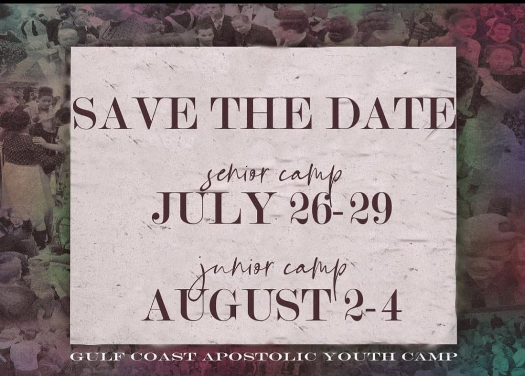 Save Date GCAYC